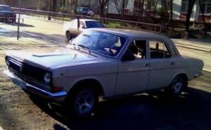 Скромный автомобиль москвича