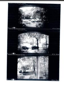 Отчет департамента информационных технологий Правительства Москвы Фото 6. Департамент предоставил изображения с камер Московской системы видеонаблюдения, в доказательство их работоспособности.