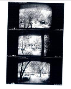 Отчет департамента информационных технологий Правительства Москвы Фото 5. Департамент предоставил изображения с камер Московской системы видеонаблюдения, в доказательство их работоспособности.