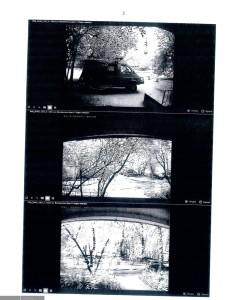 Отчет департамента информационных технологий Правительства Москвы Фото 2. Департамент предоставил изображения с камер Московской системы видеонаблюдения, в доказательство их работоспособности.