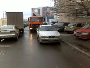 Фото-фиксация (фото 6) момента попытки должностных лиц правительства Москвы злоупотребления юридическими полномочиями.