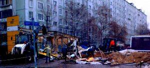 Результат слабой правовой защиты. Большая зачистка бизнеса правительством Москвы.