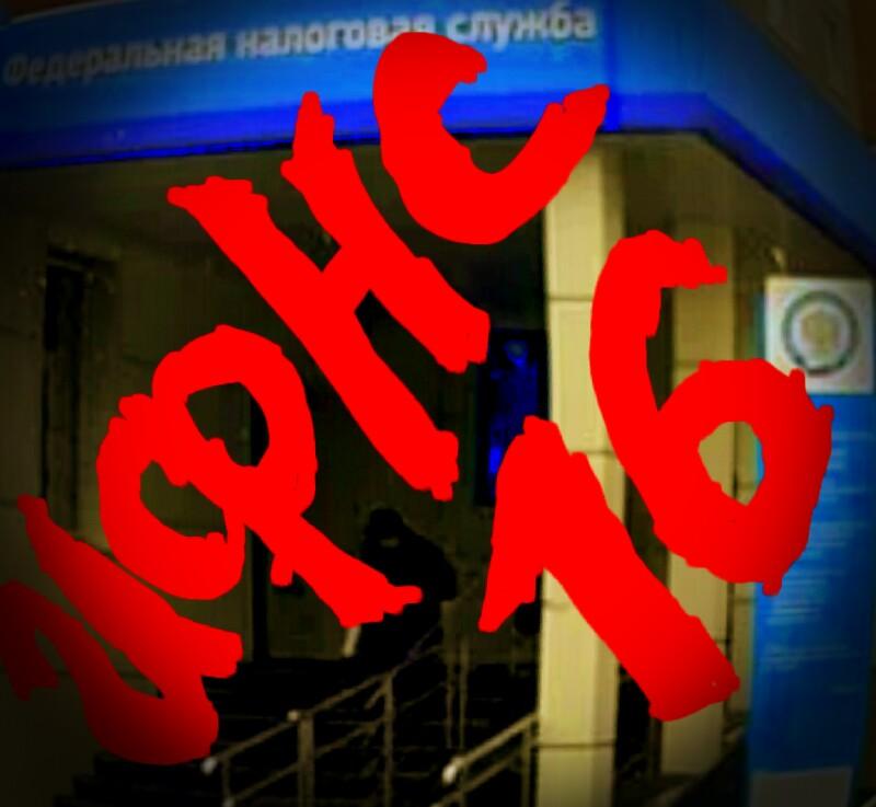 Изображение для публикации о вероятных нарушениях со стороны чиновников налоговой инспекции, которые послужили поводом к обращению в государственные органы исполнительной власти Российской Федерации.