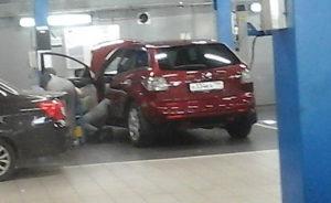 В сервисе Мэйджор Авто Новая Рига неизвестно, когда и чем закончится ремонт автомобиля