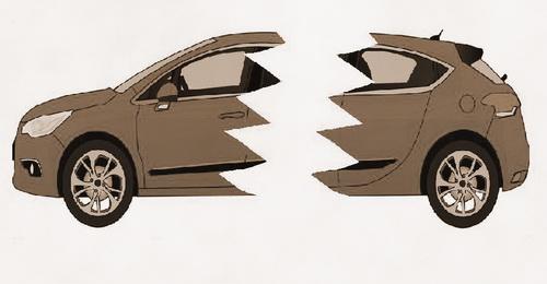 Если автомобиль перешел по наследству родственникам в долях, один собственник может подарить свою долю другому