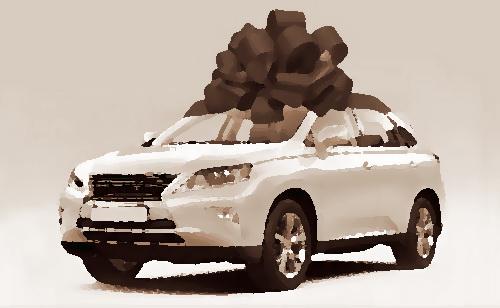 Если Вы получили автомобиль в подарок, то нужно ли платить налог на дарение машины будет зависеть от того, кто Вам сделал этот подарок