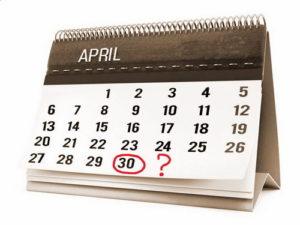 Все ли налоговые декларации 3 НДФЛ необходимо подавать к 30 апреля?
