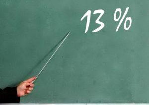 Оплачивая получение образования сыном или дочерью, Вы можете вернуть 13 % от его стоимости. Но вернуть больше установленного законом лимита не получится